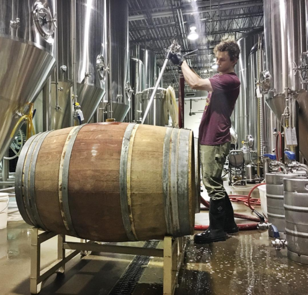 Lost Forty Brewing, Little Rock, Arkansas