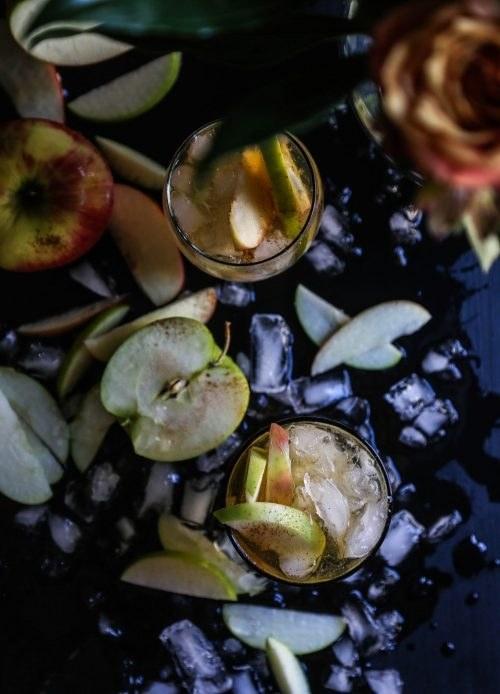Kombucha Apple Sangria