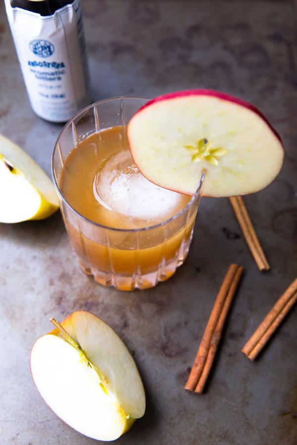 Apple Bourbon Apple Cider