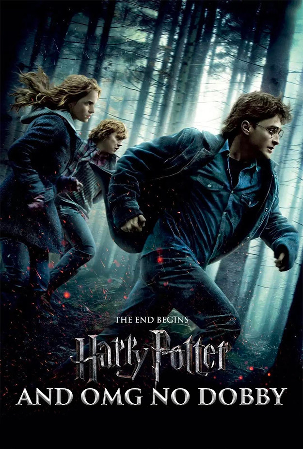 Harry Potter and the Deathly Hallows (Part 1)