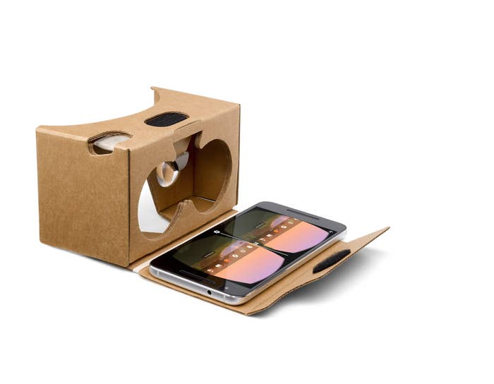 View is not the company's first VR product — that's Cardboard, a $15 viewer made quite literally of cardboard — but it is their first VR hardware that's built to last and runs its own platform, Daydream.Daydream View elevates the Cardboard experience in many ways. It's more comfortable, it doesn't need to be held up with your hands, and, most importantly, it has a controller that makes the platform infinitely more interactive. But View is also limiting in other ways. Cardboard is compatible with both iOS and Android, while View requires the Daydream app, which is only compatible with devices running Android 7.0 and up.