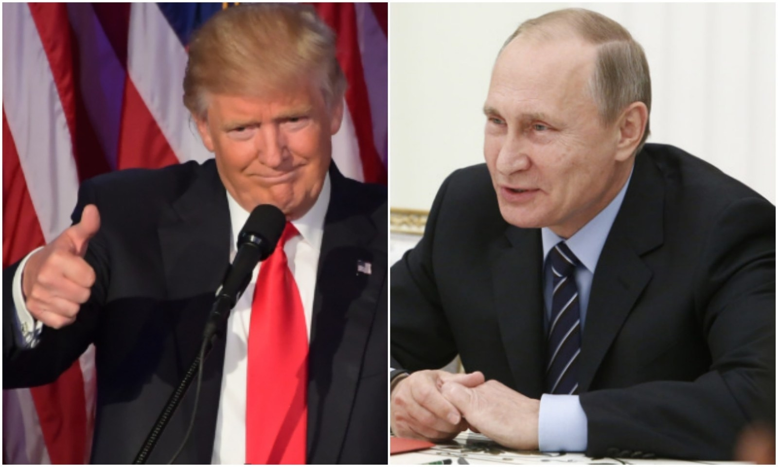 Russia Is Super Happy Donald Trump Has Been Elected US President