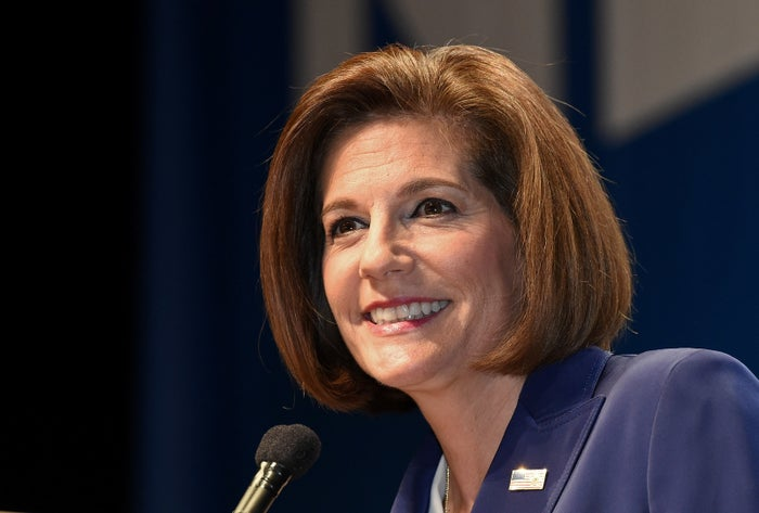 Catherine Cortez Masto defeated Republican Joe Heck in the race for the Nevada Senate seat. She's the first Latina senator in US history. She's a former Nevada attorney general and granddaughter of a Mexican immigrant. Her campaign was focused on an immigration overhaul and future Supreme Court picks.