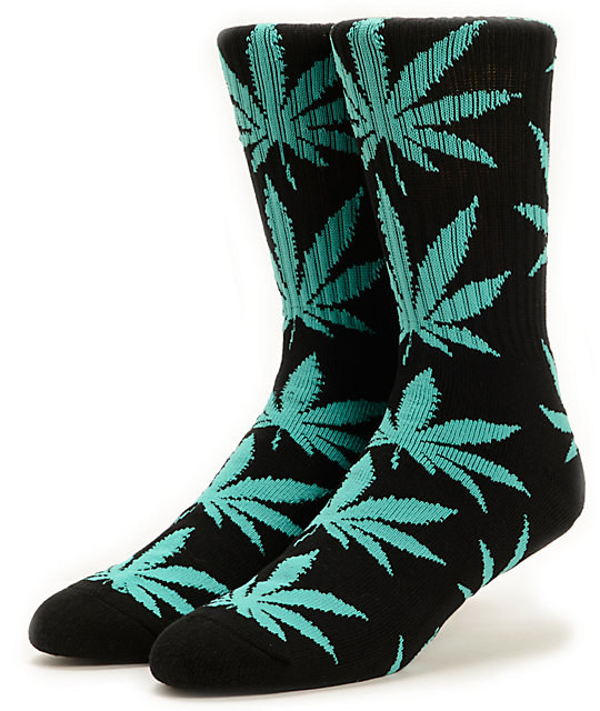 Anything with a marijuana leaf on it.