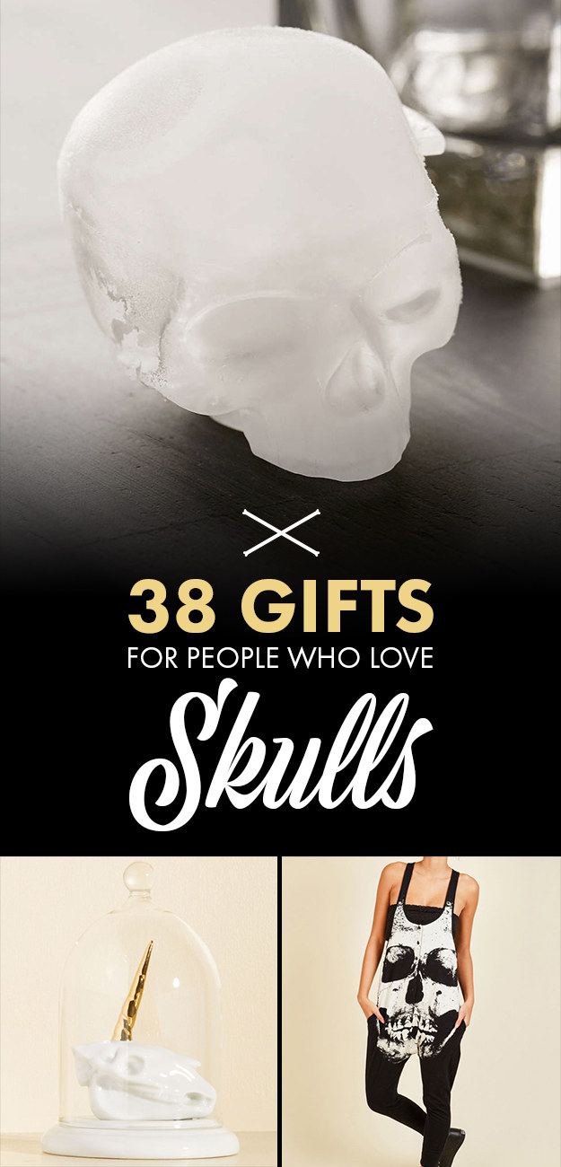 38 Badass Gifts For The Skull Lover In Your Life