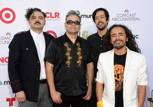 Café Tacvba no necesita presentación, pero por si no los conoces, son una de la bandas más importantes e icónicas de México.