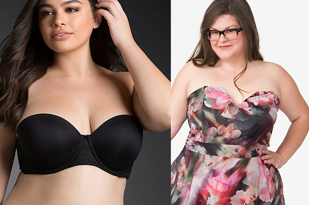 We Tested Strapless Bras With Our Big Boobs And Here's How They Looked