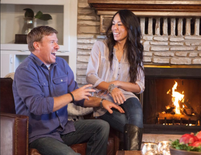 Fixer Upper hosts Chip and Joanna Gaines.