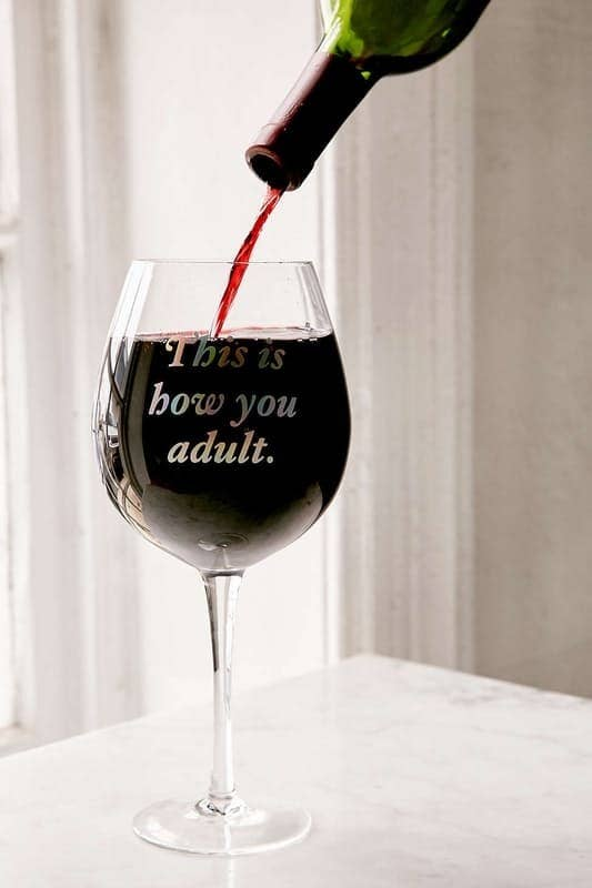 14 Knight Yourself The New Fave Relative With Cousin Who You Could Set Your Clock By Their Social Media Posts For Winewednesday This Adult Bev