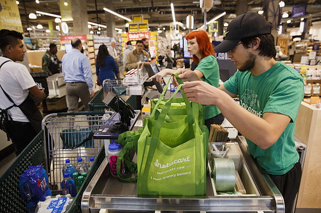 Instacart Is Being Sued By Its Workers