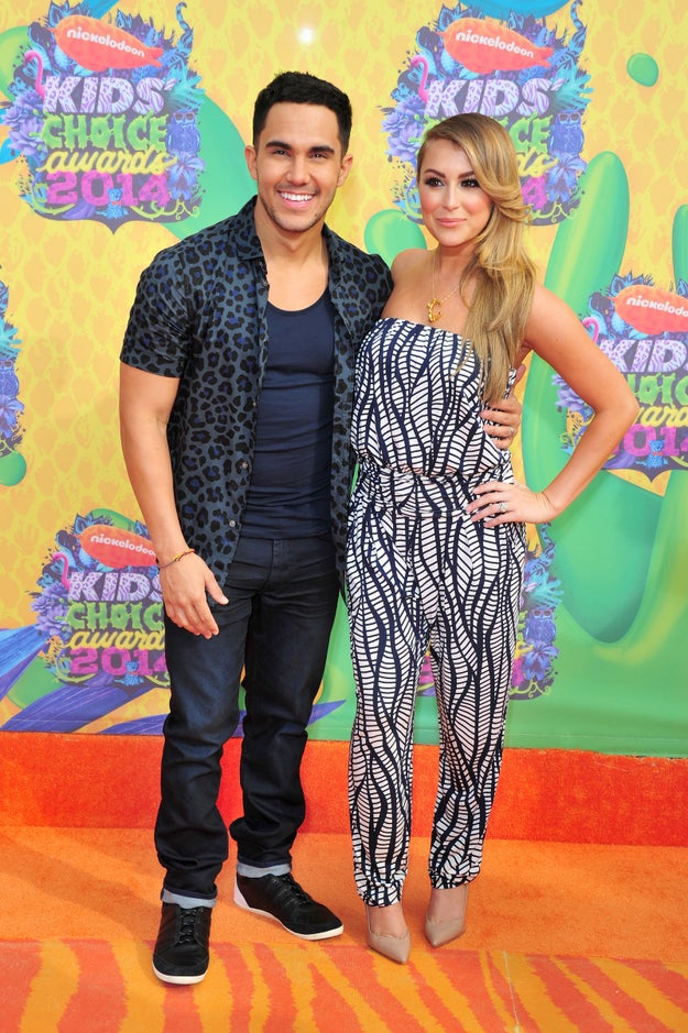 This is Carlos and Alexa PenaVega.