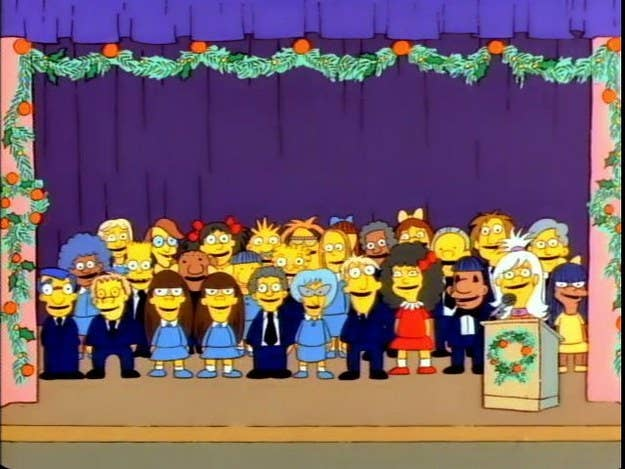 Christmas Simpsons.Only A True Simpsons Fan Can Get 15 15 On This Christmas