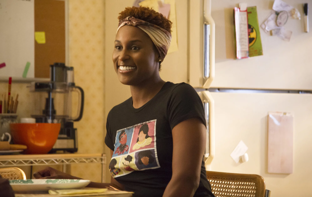 Please Witness The Face Issa Rae Made In Reaction To Her Golden Globe Nom