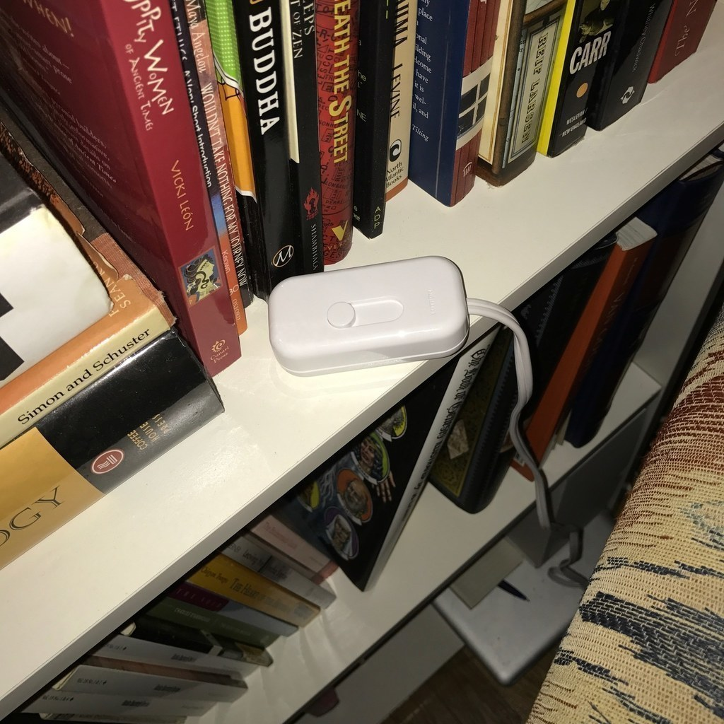 Lutron Tabletop Dimmer, A $13 Device That Will Make ANY Light Dimmable.