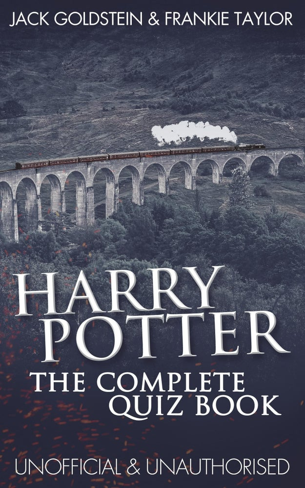A quiz book that puts every Potter fanatic to the test.