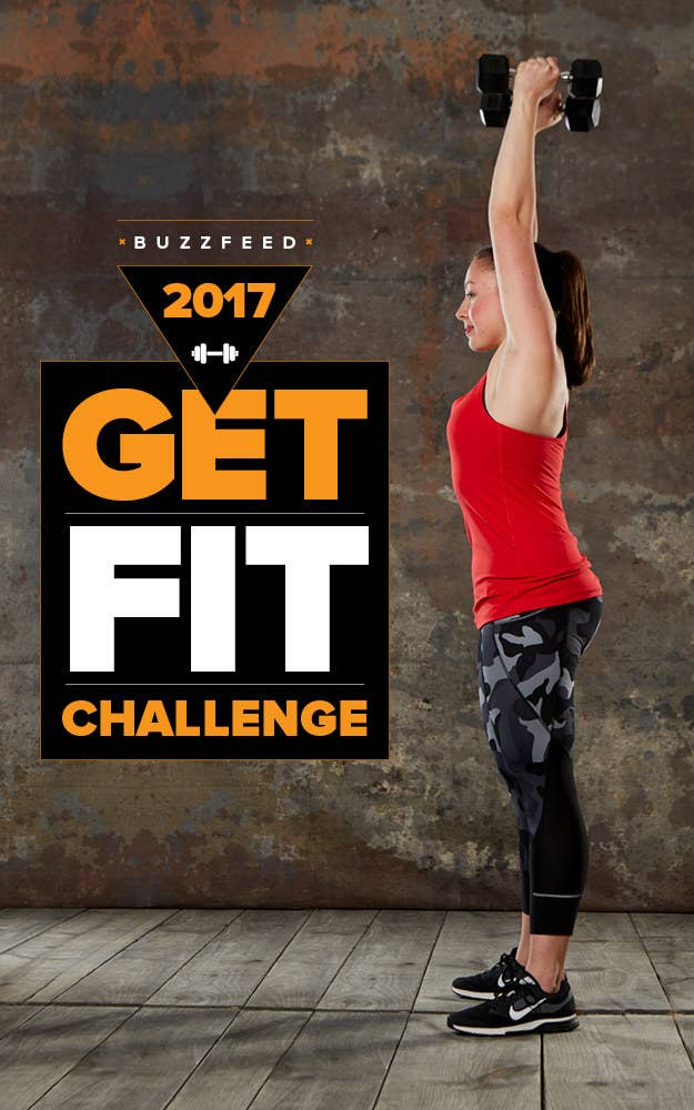 dc00c893c3 This 30-Day Fitness Challenge Will Make You Feel Like A Badass