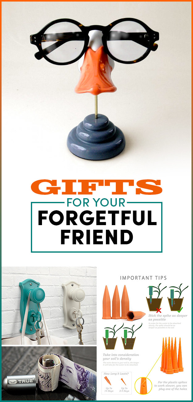 Forgetful joke gifts for xmas