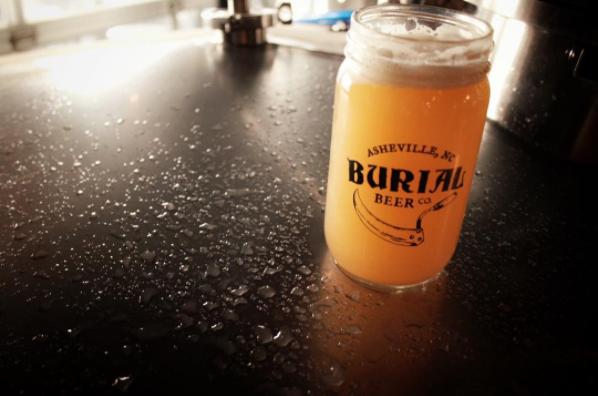 Burial Beer, Asheville, North Carolina