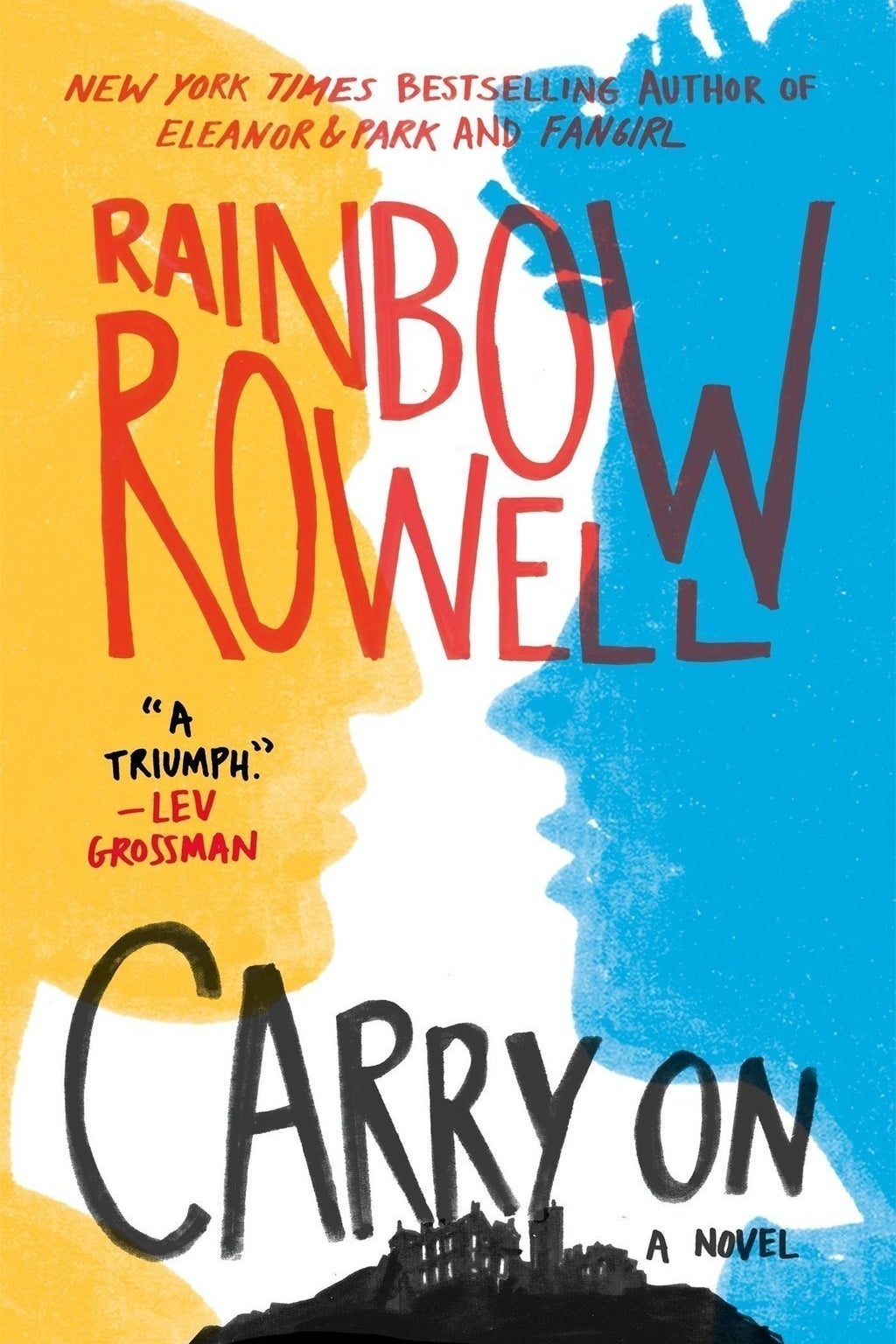 Image result for carry on book cover