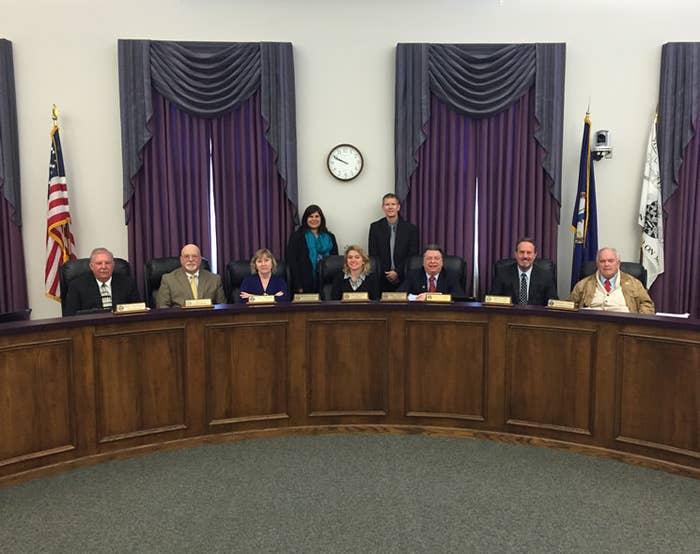 Culpeper County Board of Supervisors.
