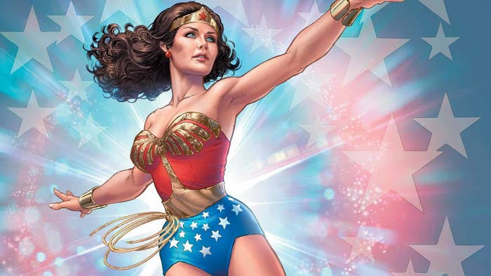 Diana, also known as Wonder Woman, was appointed to the position back in October, and the campaign she was to head will wrap up on Friday.