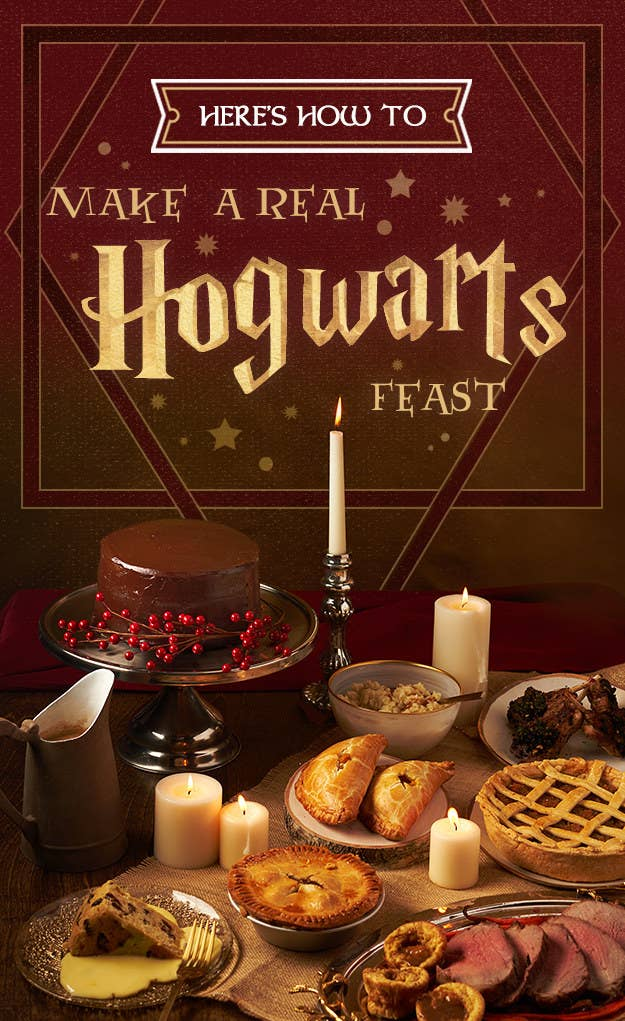 This is how to make your very own harry potter feast share on facebook share forumfinder Images