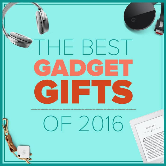 This year, I tried and tested dozens of new gadgets — from high-tech vaporizers to headphones to laptops — and what follows are my absolute favorite products of 2016. Whether you're looking for a last-minute stocking stuffer or hoping to splurge on yourself, there should be something in this guide for everyone on your list.$ - $50 and under$$ - $100 and under$$$ - $200 and under$$$$ - $250 and up