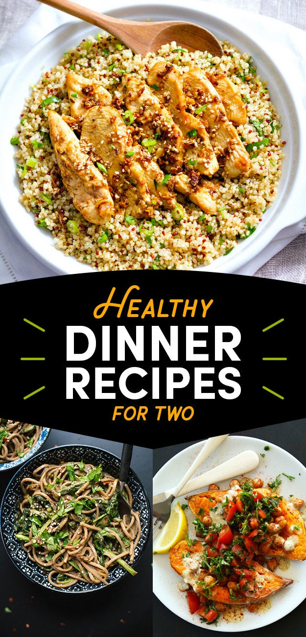 Easy Healthy Meals For Two