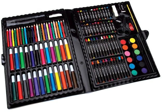Todo lo que necesitas para convertirte en un maestro pintor: