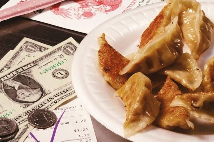 Homemade dumplings: tasty, versatile, and even better than takeout.Get the recipe here.