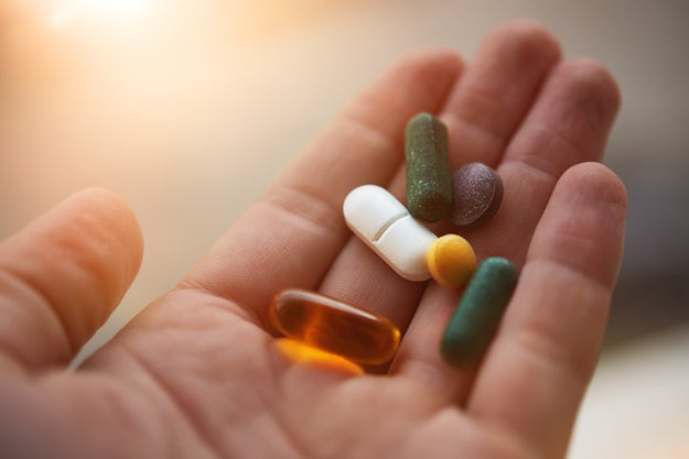 Instead of popping a multivitamin, most people should be getting the bulk of their vitamins and minerals from food, according to the Dietary Guidelines for Americans.