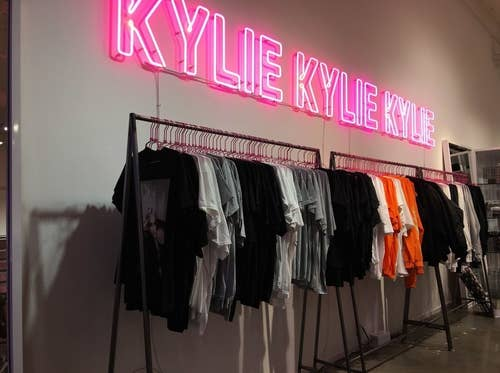 0584e76fb76 We Went To Kylie Jenner s Store And It Was Insane