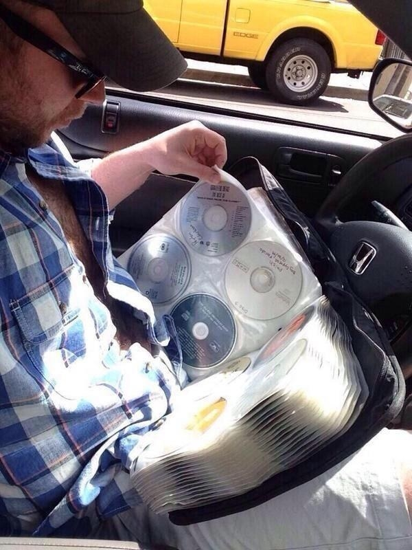 The never-ending hunt for the perfect CD: