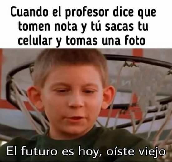 Dewey nos recordó que el futuro es hoy.