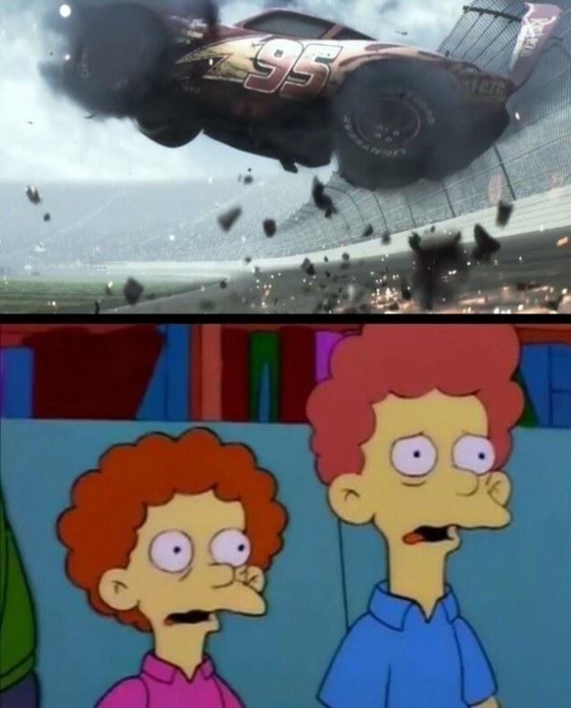 El teaser de Cars 3 nos dejó a todos estupefactos.