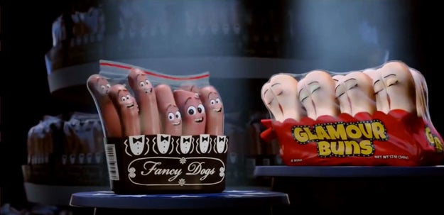 "Sausage Party celebrates ""The Great Beyond"""