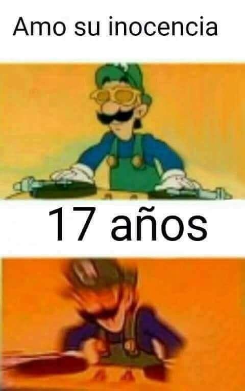 DJ Luigi nos recordó nuestras canciones favoritas.