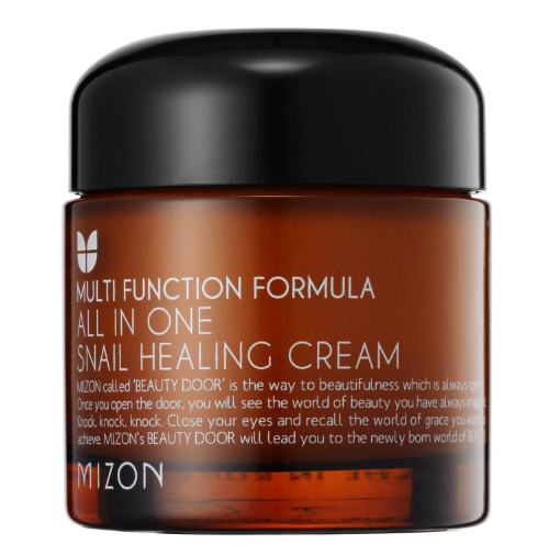 Mizon All in One Snail Repair Cream, a super hydrating moisturizer that'll make anyone a K-Beauty addict.