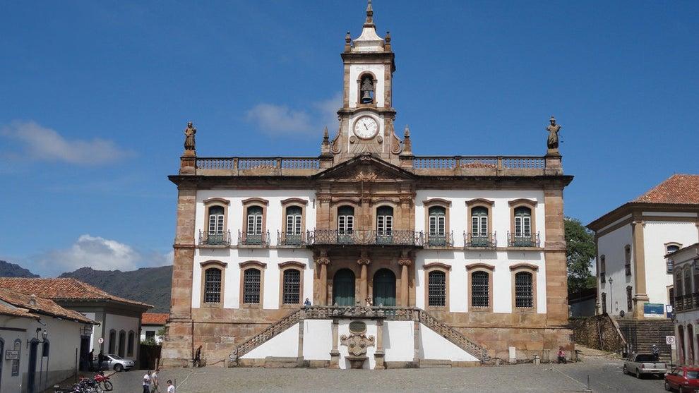 Ouro Preto (MG).