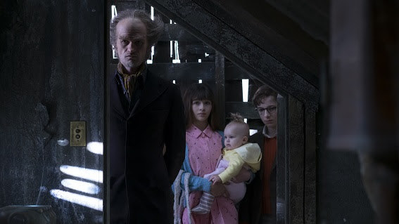 Lemony Snicket: Una serie de eventos desafortunados - Temporada 1