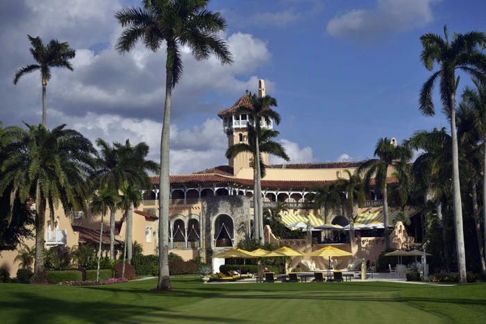 Guest workers have been employed at Mar-a-Lago, Trump's Florida estate