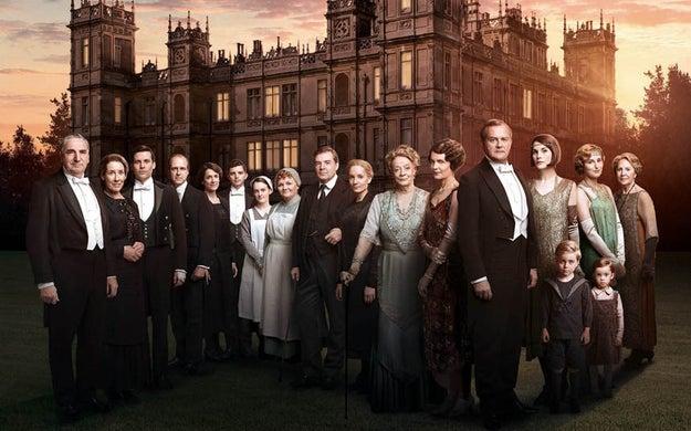 Downton Abbey - Temporada 6