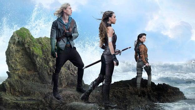 The Shannara Chronicles - Temporada 1