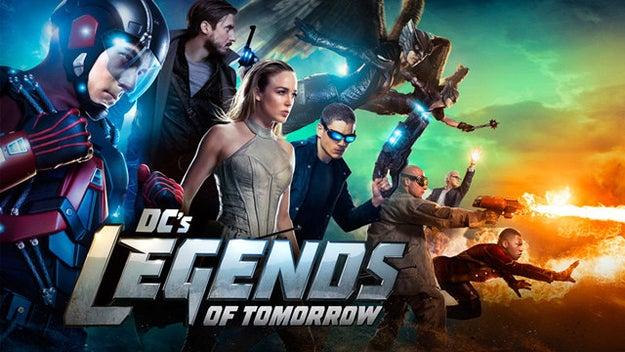 DC's Legends Of Tomorrow - Temporada 1