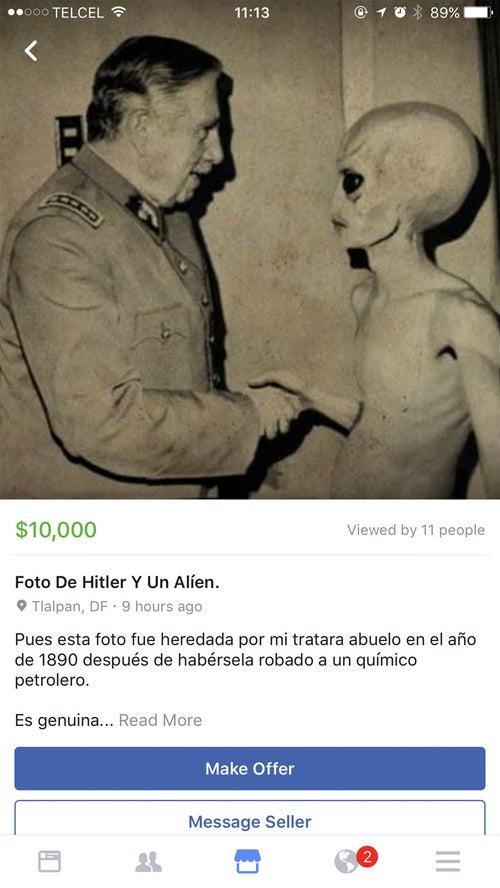 ¡¡¡Esta reliquia vale mucho más de lo que cuesta!!!