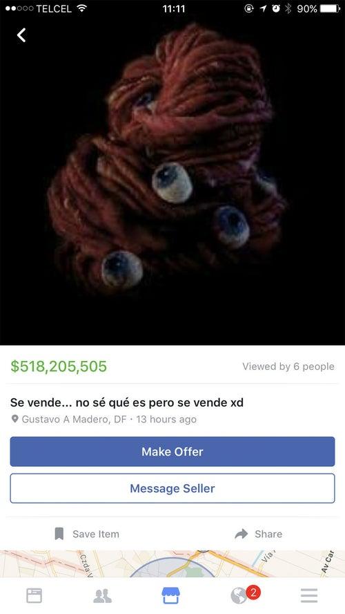 Si te sobran $518 millones de pesos... vas.