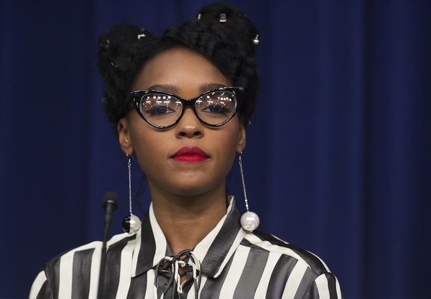 As was Janelle Monae, who plays Mary Jackson.