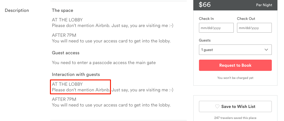Airbnb Hosts Are Putting Guests In The Friend Zone — And