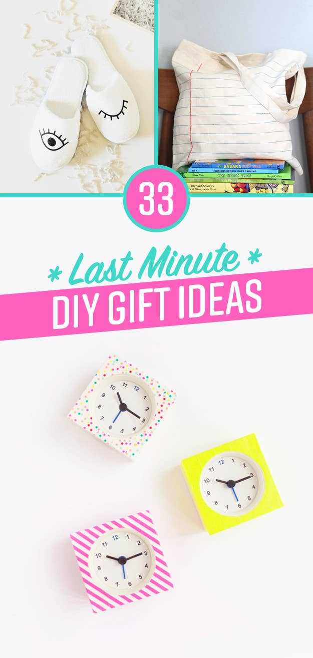33 DIY Gifts That\'ll Make People Say \