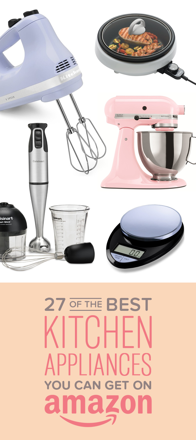 we hope you love the products we recommend  just so you know buzzfeed may 27 of the best kitchen appliances you can get on amazon  rh   buzzfeed com